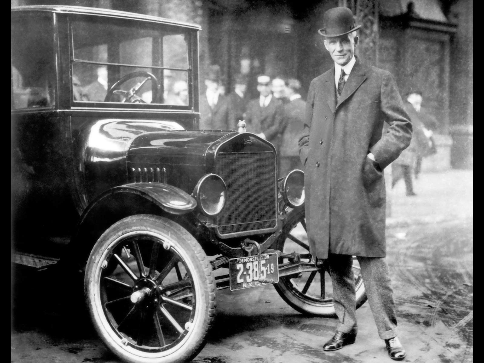 Henry Ford Net Worth Richer Than The Richest Person Alive Compelo