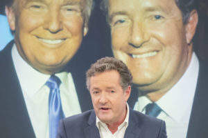"""Piers Morgan: """"I wouldn't run for Prime Minister because I couldn't afford the pay cut"""""""