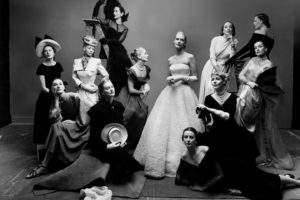 Irving Penn's life in images, a photography exhibition at the Grand Palais, Paris