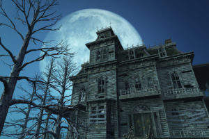 Haunted houses for sale: bargain homes that come with unwanted guests