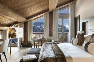 Around the world's slopes in luxury chalets: Where to ski in/ski out this season