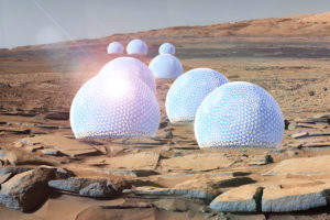 Here's how architects imagine human life on Mars