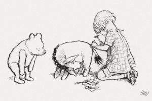 Behind the staggering figure of the AA Milne Net Worth