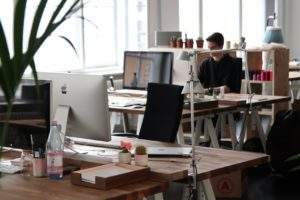 Work from home – how about bringing home into the office?