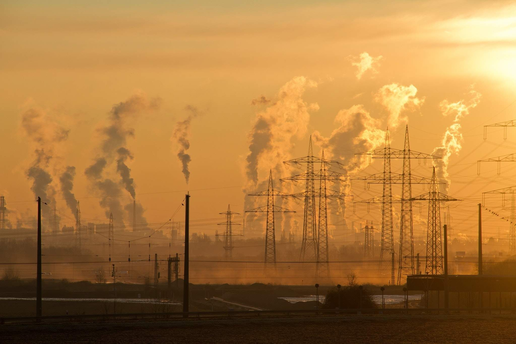 Climate-change-air-pollution