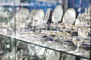 Inside London Silver Vaults – the world's largest collection of silver