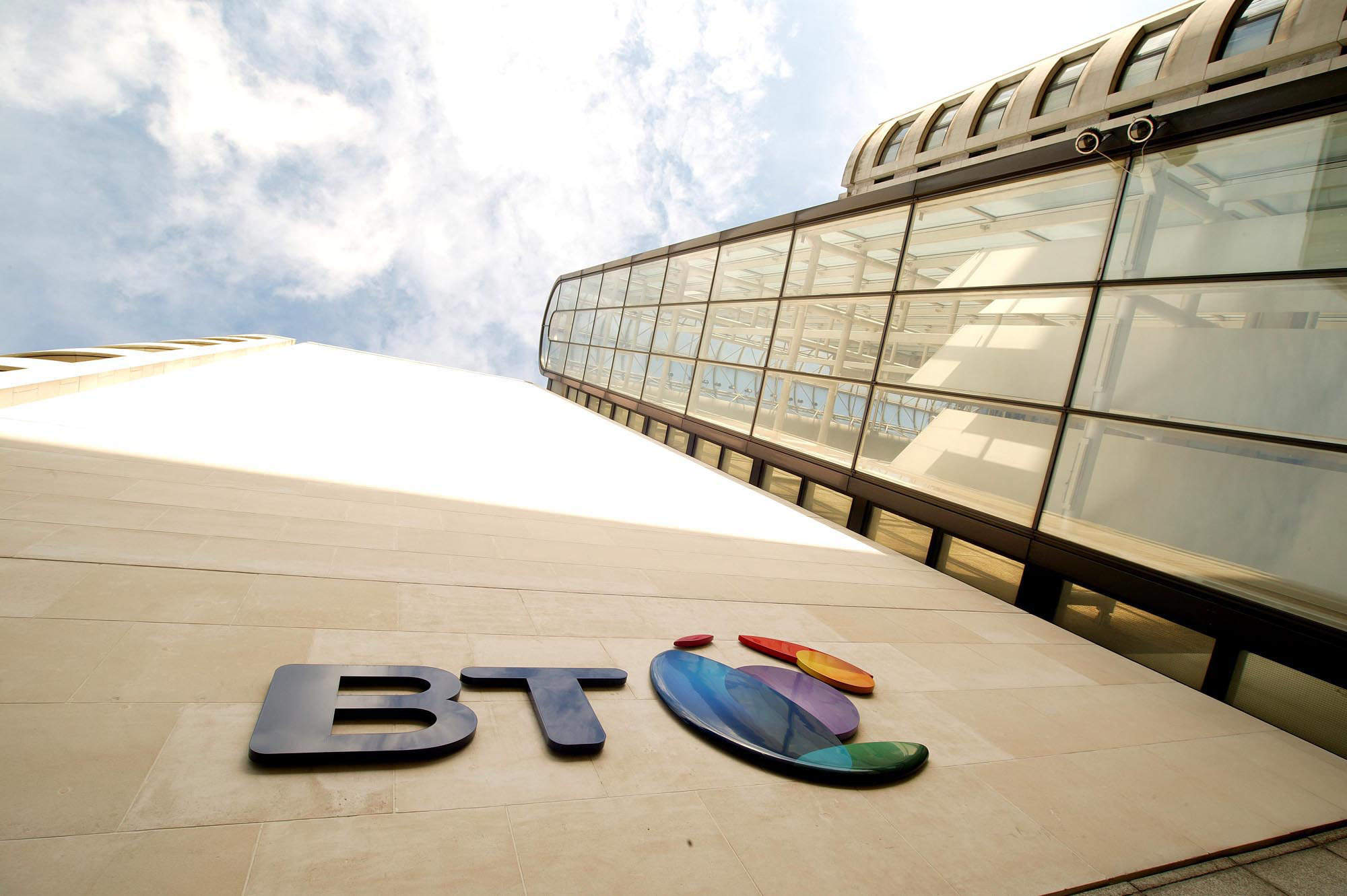 BT Centre in Newgate Street, London