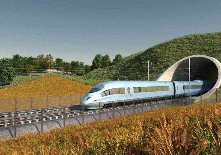 90,000 homes and half a million jobs to be created by HS2, says chairman