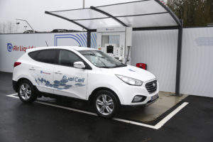 Hydrogen vehicles to be rolled out on to streets of European capitals in major test