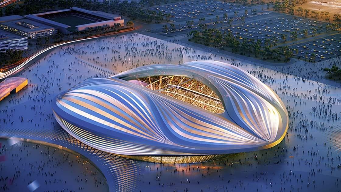 Qatar 2022 WC Stadium