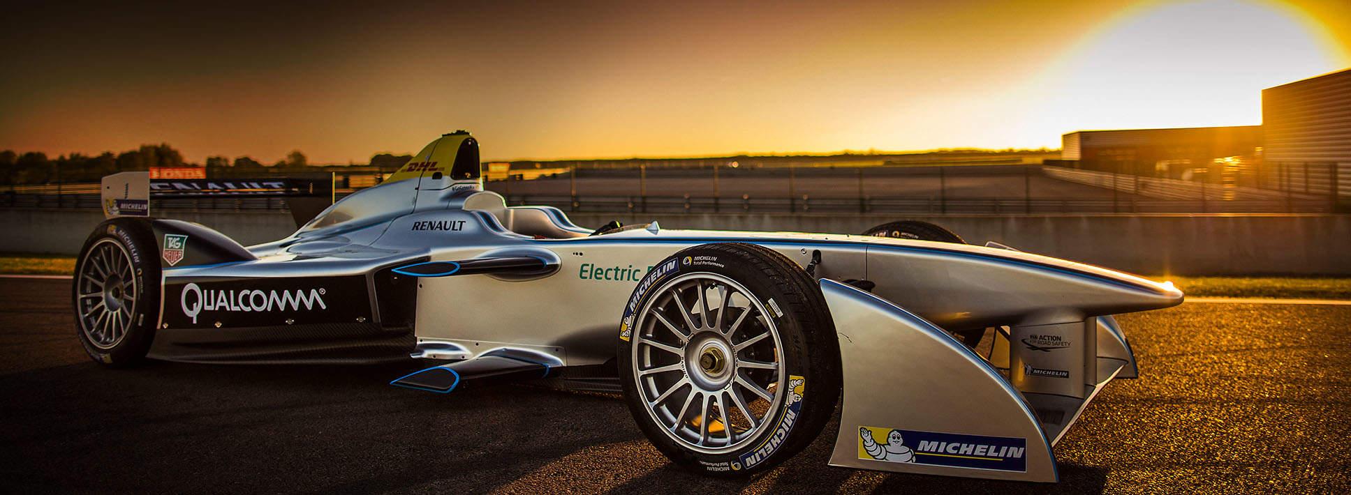 Williams-Formula-E