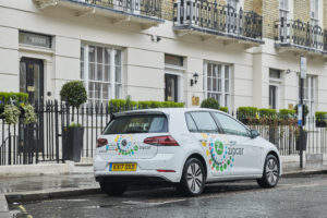 Car-sharing app Zipcar is bringing 300 electric cars to London