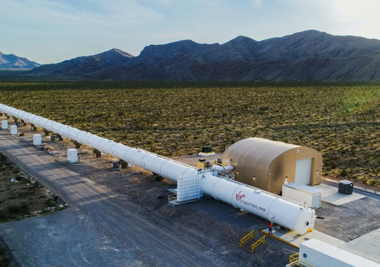 Hyperloop companies: The start-ups vying to create the 'fifth mode of transport'