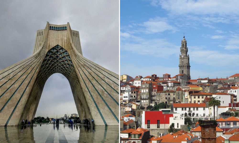 Iran v Portugal