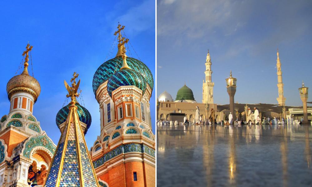Russia v Saudi Arabia