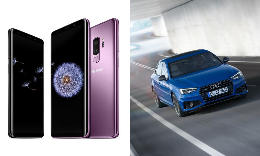 Samsung v Audi