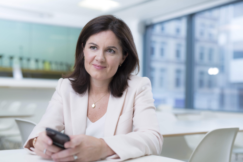 Trainline CEO Clare GIlmartin