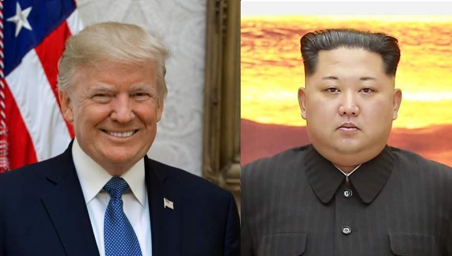 Trump Kim-Jong-un