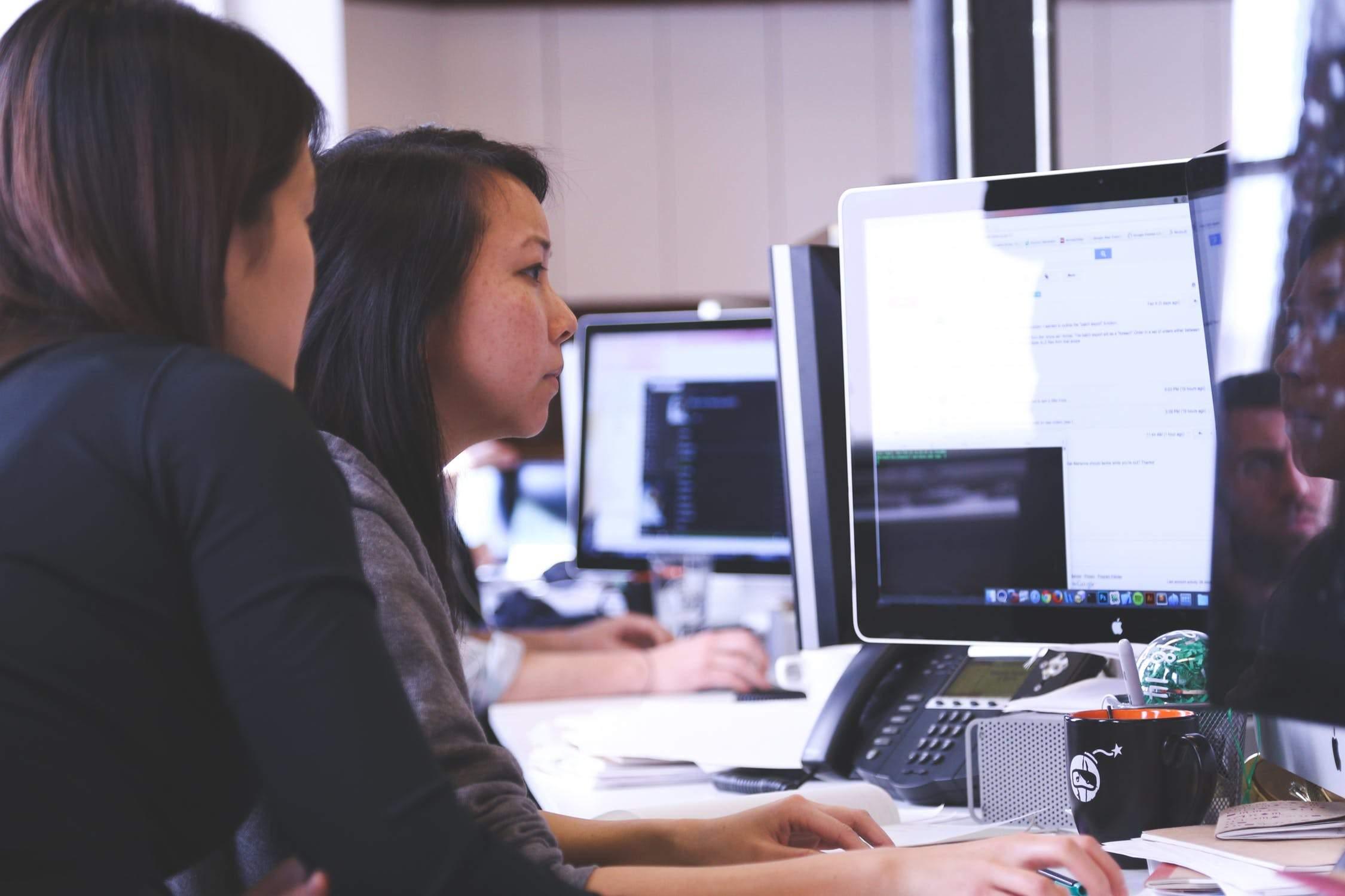 women startups business