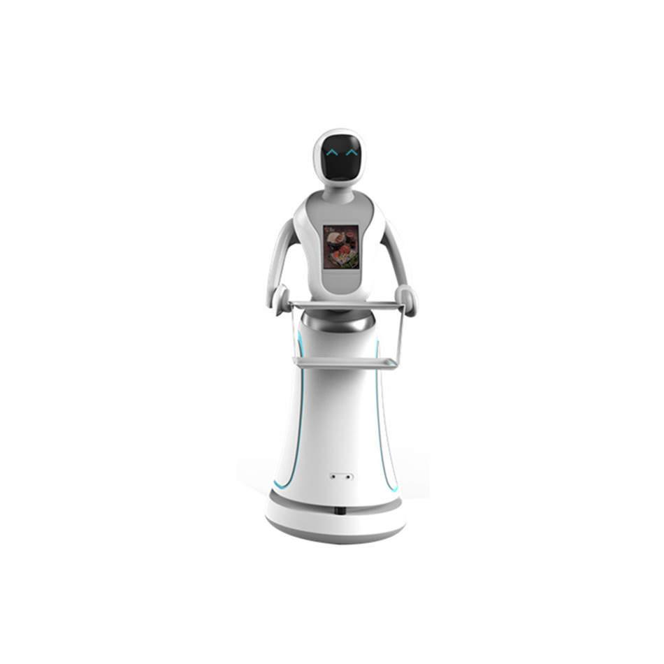 Alibaba robotic waitress