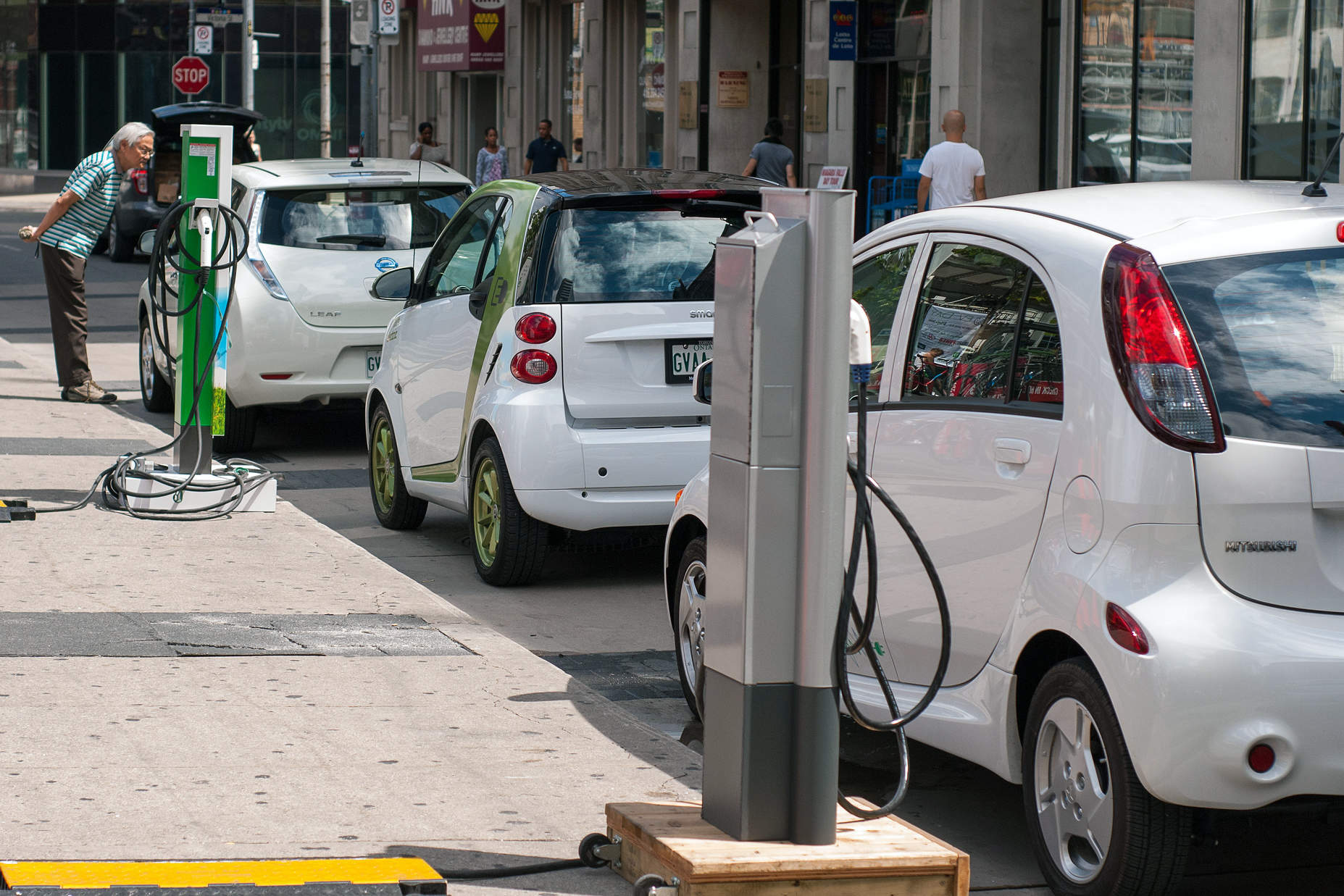 Electric car, electric vehicle, Automated and Electric Vehicles Act