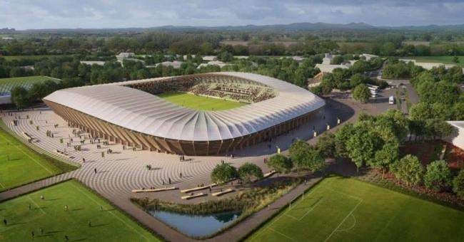 Forest Green Rovers, Eco Park, sport climate change