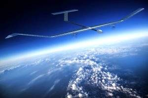 Zephyr solar plane that can fly above earth atmosphere to be built by Airbus