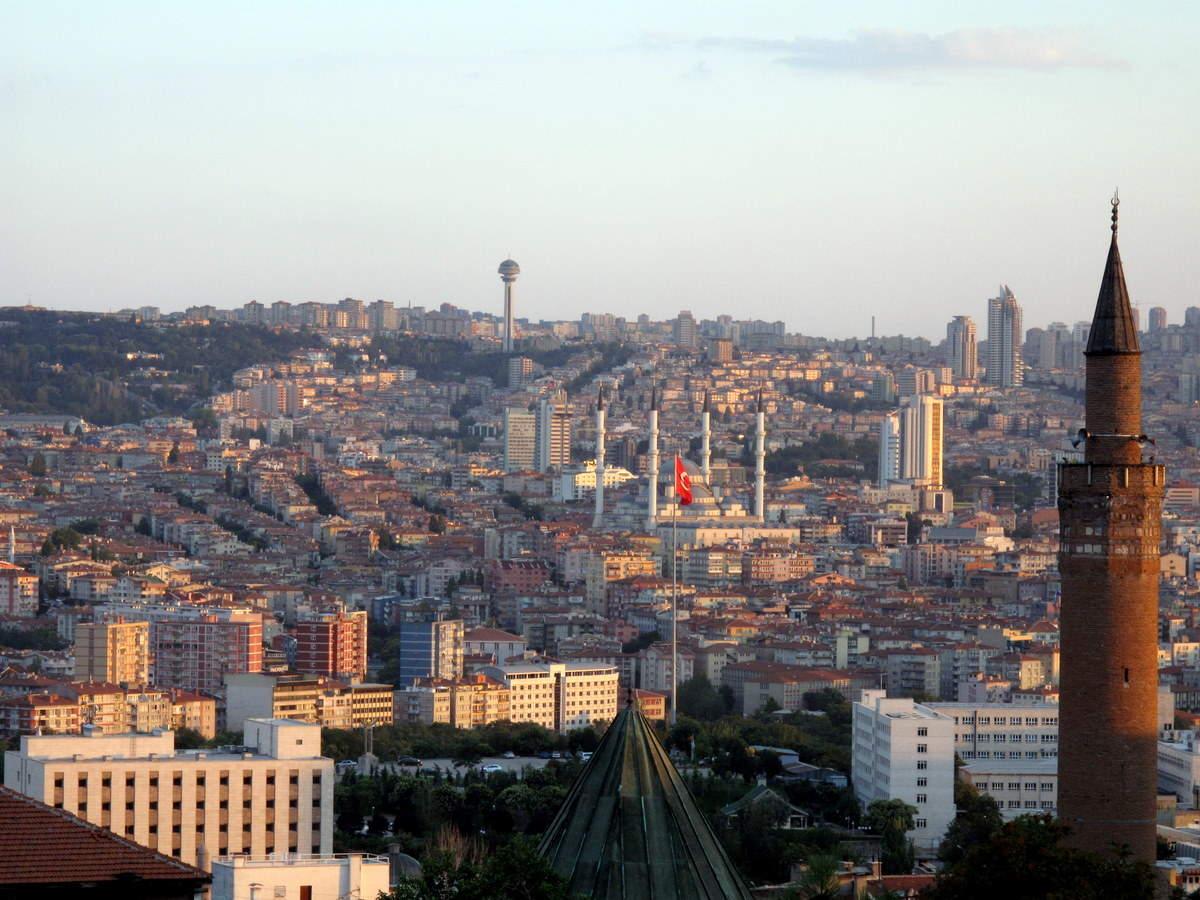 Ankara turkey capital