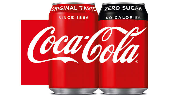 Coca-Cola new packaging
