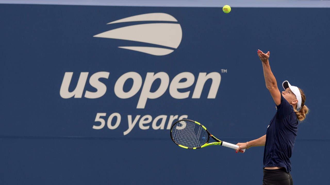 2018 US Open, Caroline Wozniacki