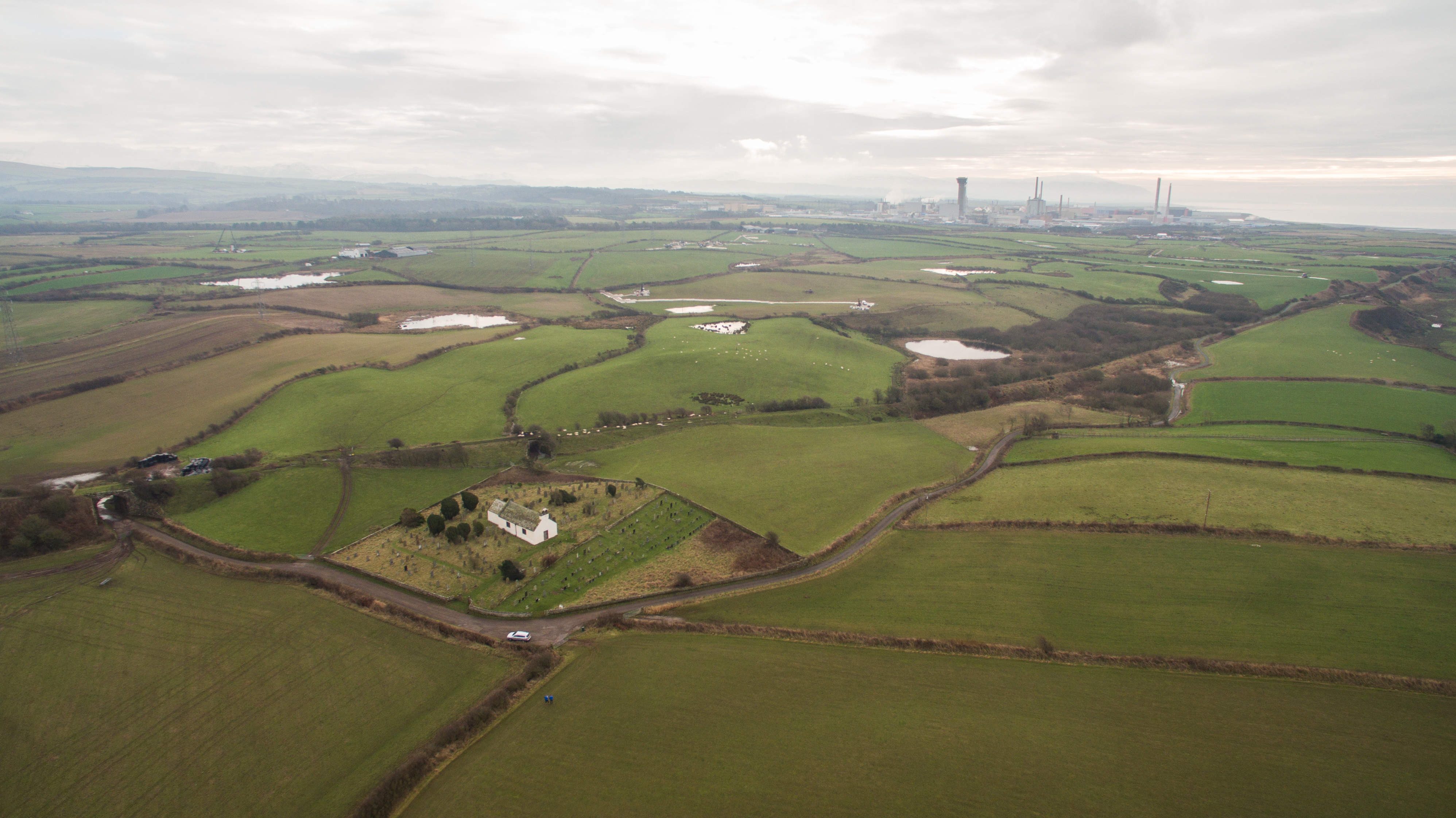Moorside nuclear power station