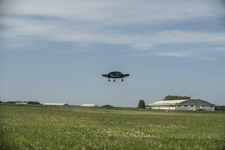 Vertical Aerospace demonstrator aircraft 2018 Photo credit_ GF Williams(13)