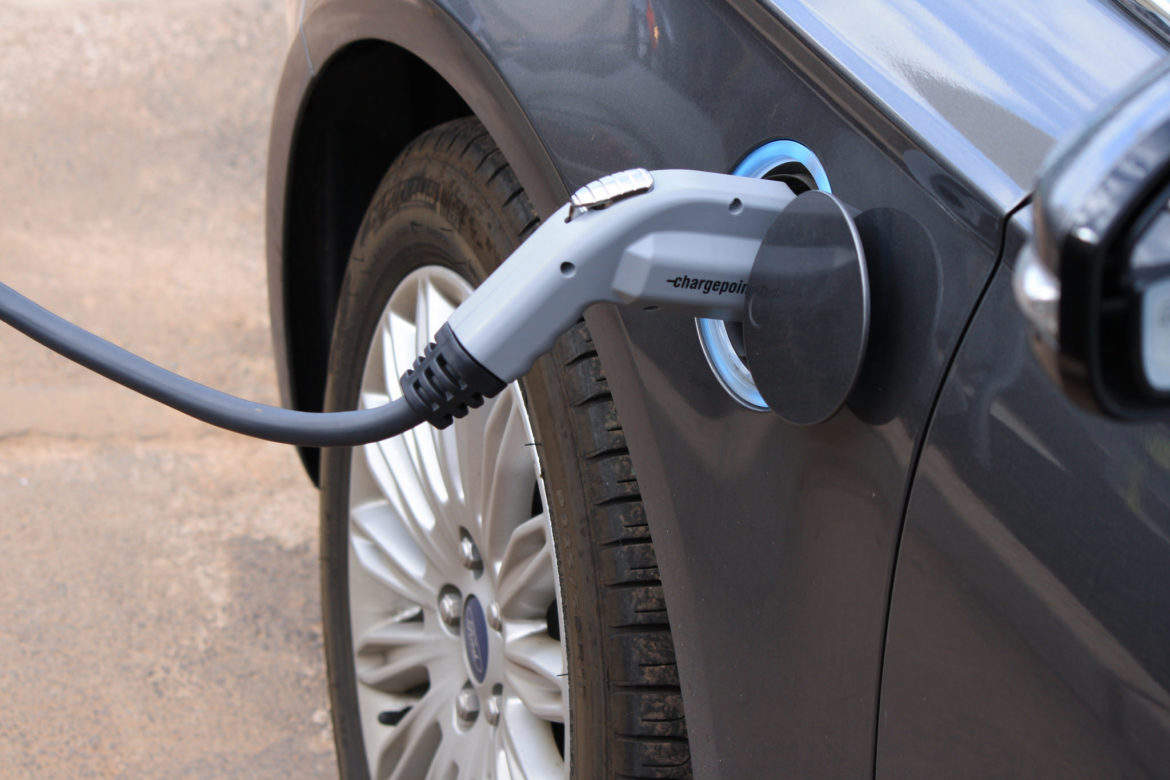 electric vehicles Credit Noya Fields Flickr