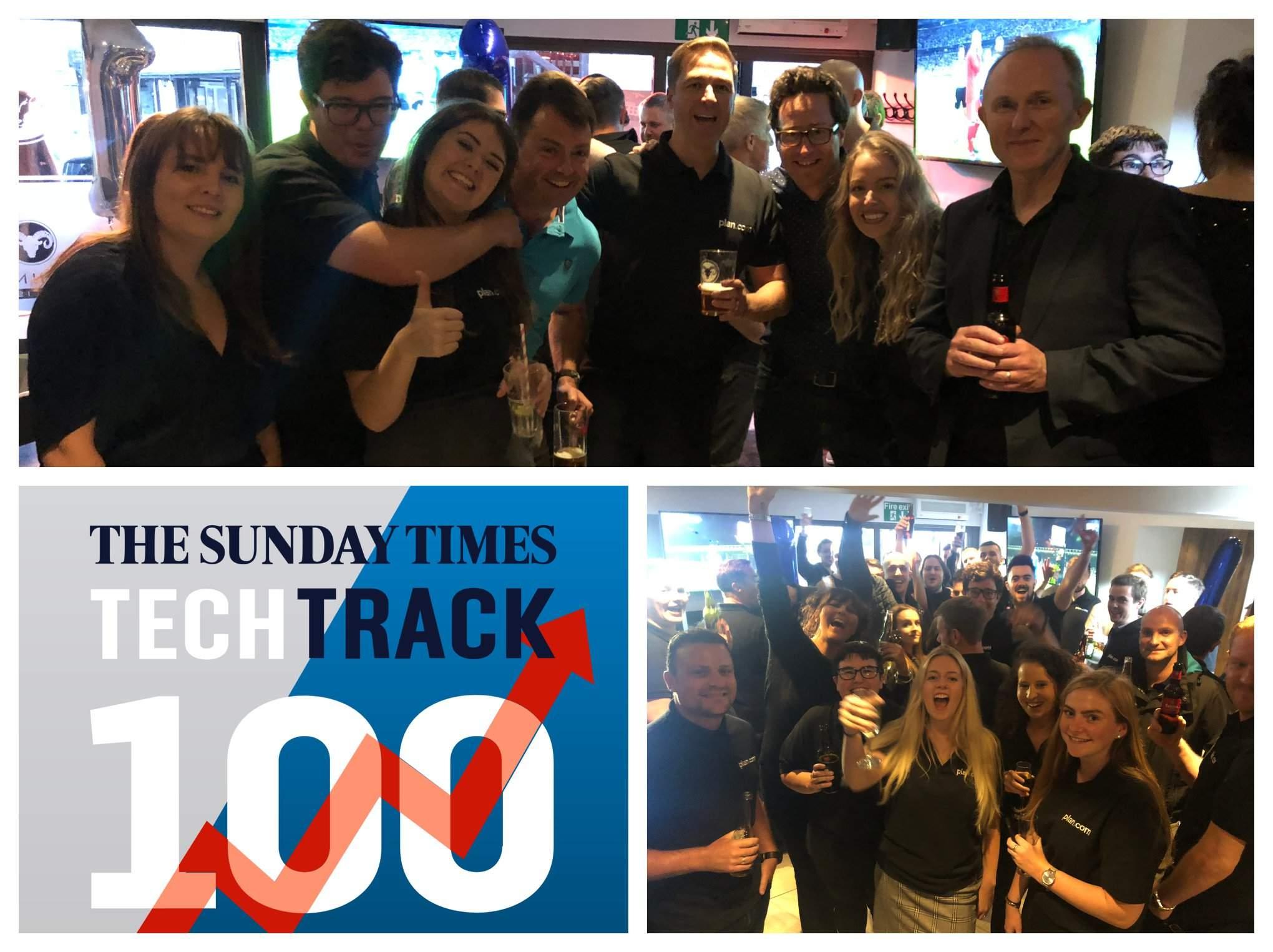 plan.com tech track 100