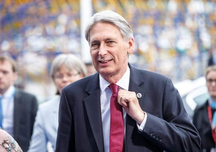 Chancellor Philip Hammond, budget affects business credit Flickr