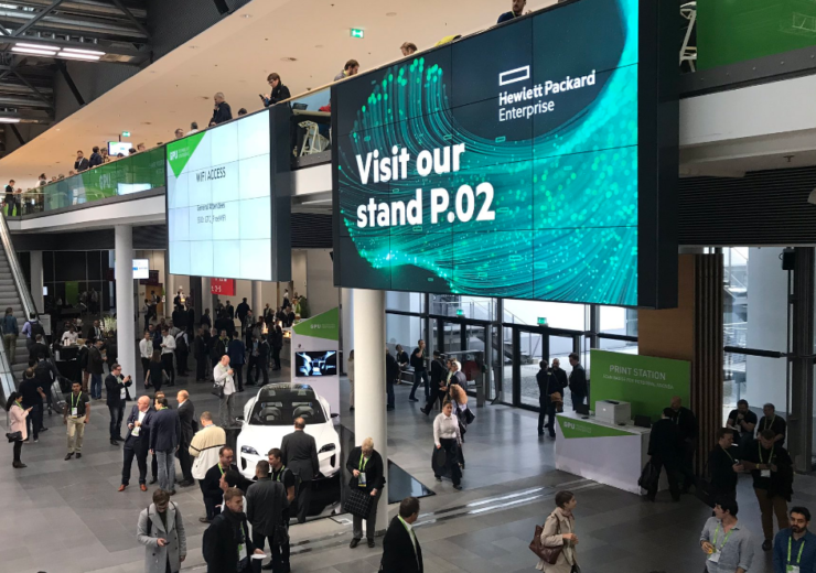 GTC Europe 2018 (Credit: Sam Forsdick)