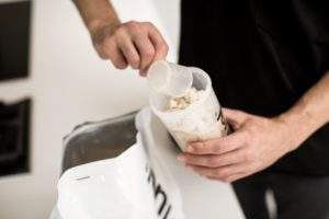Healthy food powder start-up Huel fed £20m by hungry investors