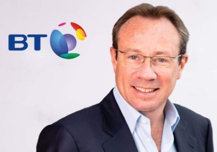 Who is Philip Jansen? New BT CEO