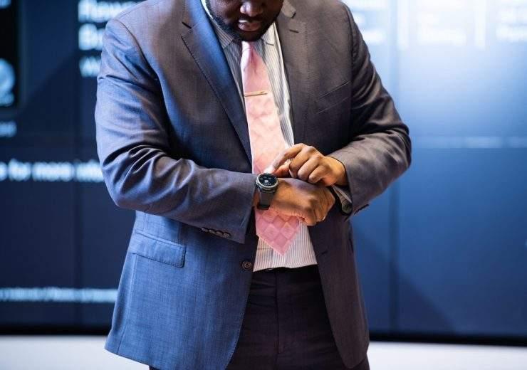 Samsung watches in HSBC