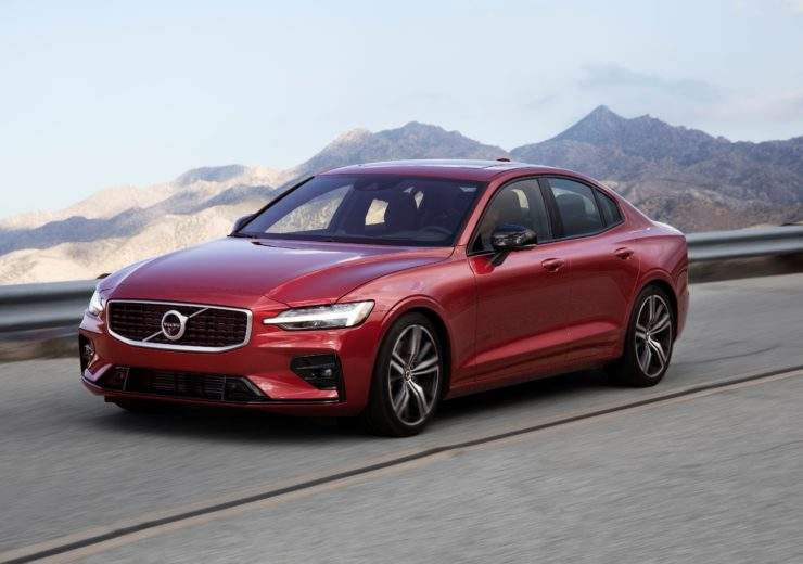New Volvo S60 R, which could be equipped with NVIDIA technology to give it driverless car AI  (Credit: Volvo)