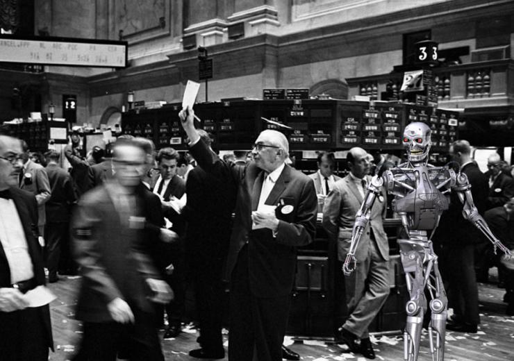 AI stock trader
