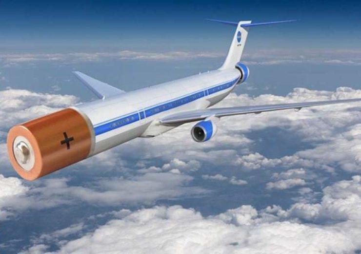 Battery powered electric aircraft (Credit: NASA)