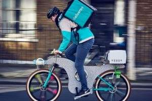 Is Deliveroo's collection service a sign of a wider gig economy trend?