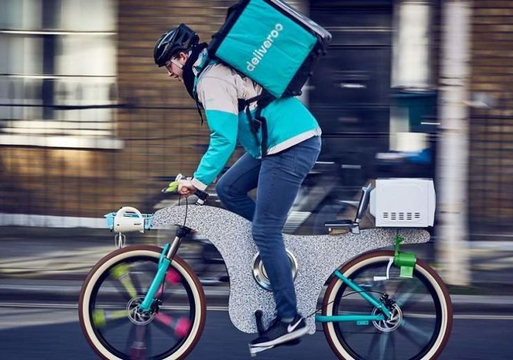 Deliveroo to build Edinburgh 'tech hub' to improve payments system