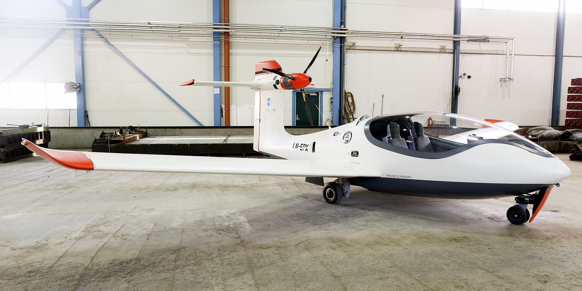 Equator Aircraft Norway