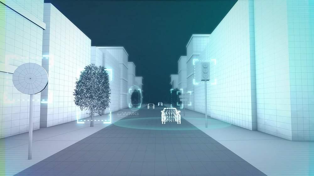 Smart City Mobility Centre, 5G autonomous vehicle