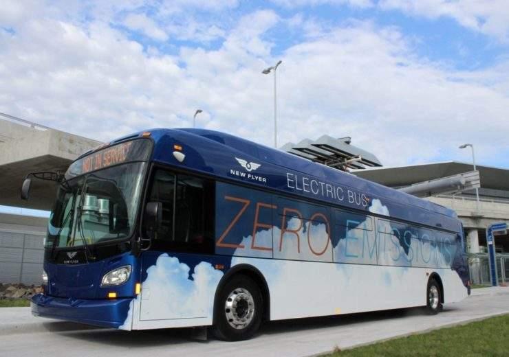 Metro transit electric buses