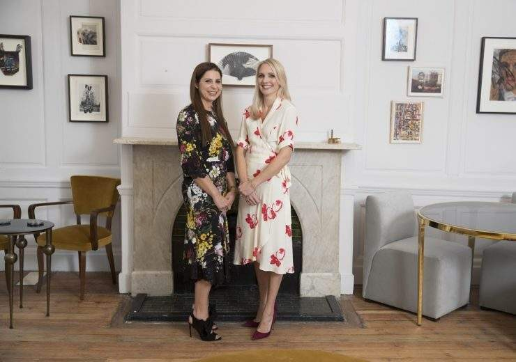 AllBright founders Debbie Wosskow OBE and Anna Jones