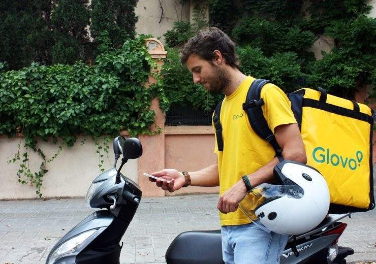 New delivery service Glovo has been popular in Spain and South America (Credit: Glovo)