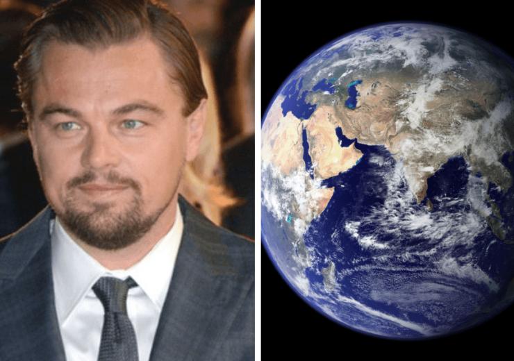 Leonardo DiCaprio climate change